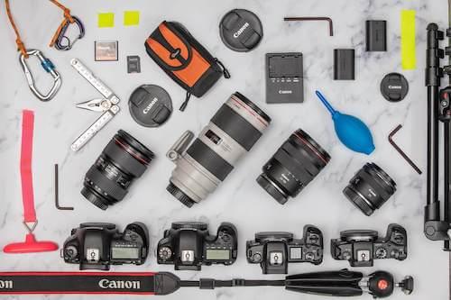 EOS EF/RF Objektive - Canon Academy Leitfäden