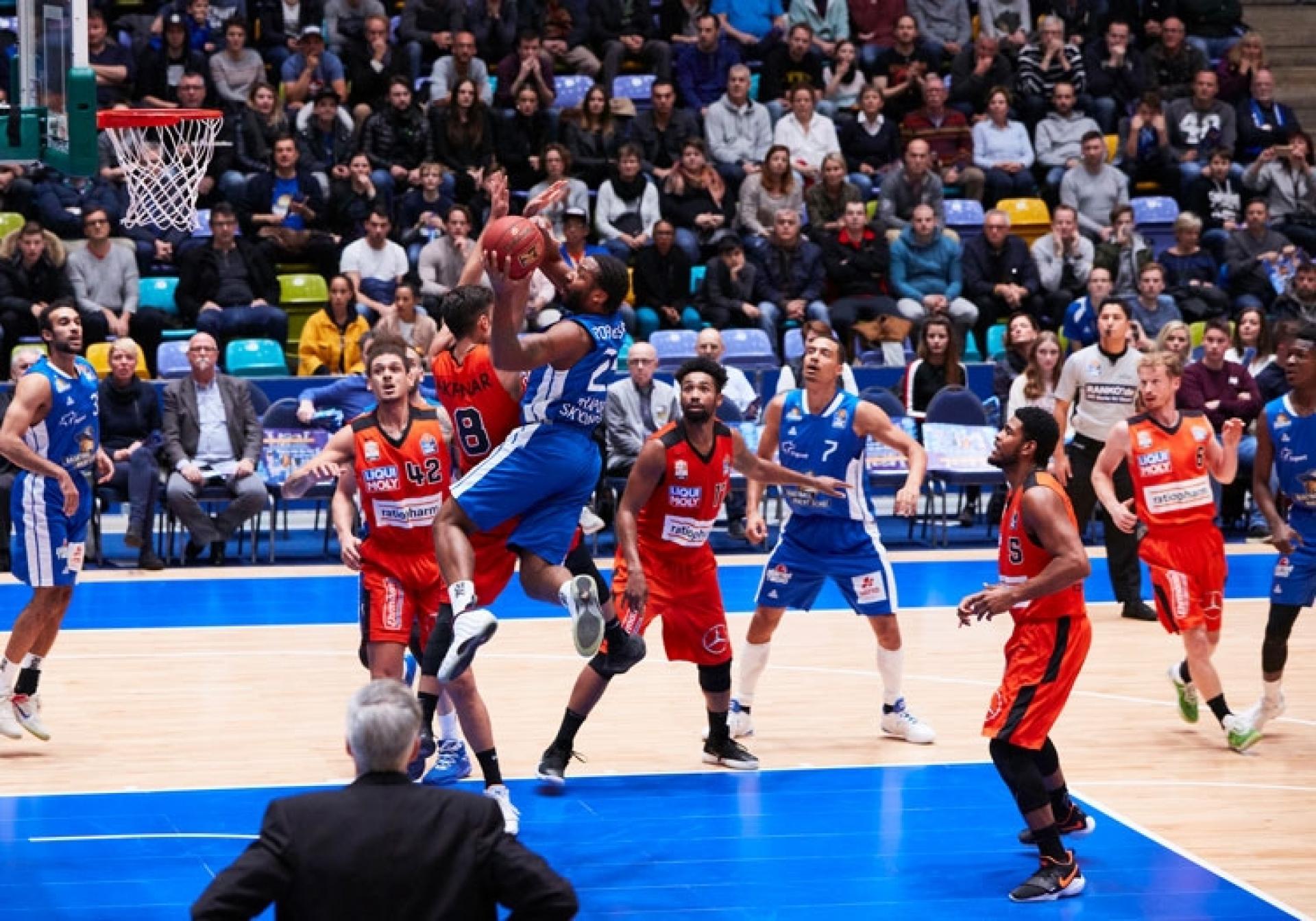 Basketball Bundesliga - Canon Academy Sport