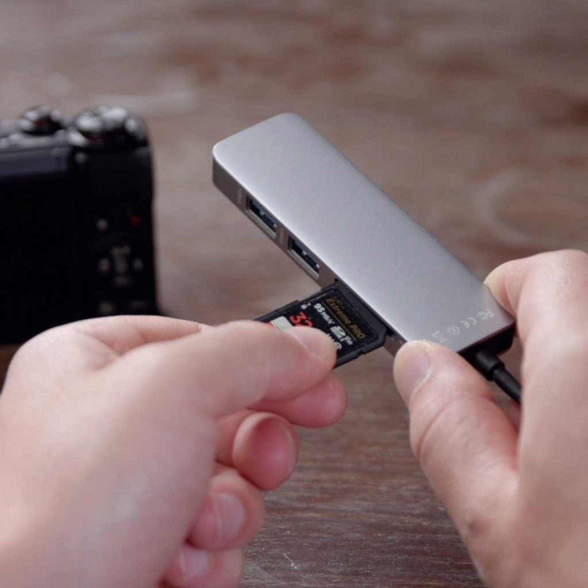 Speicherkarte, Übertragung von Fotos und Videos