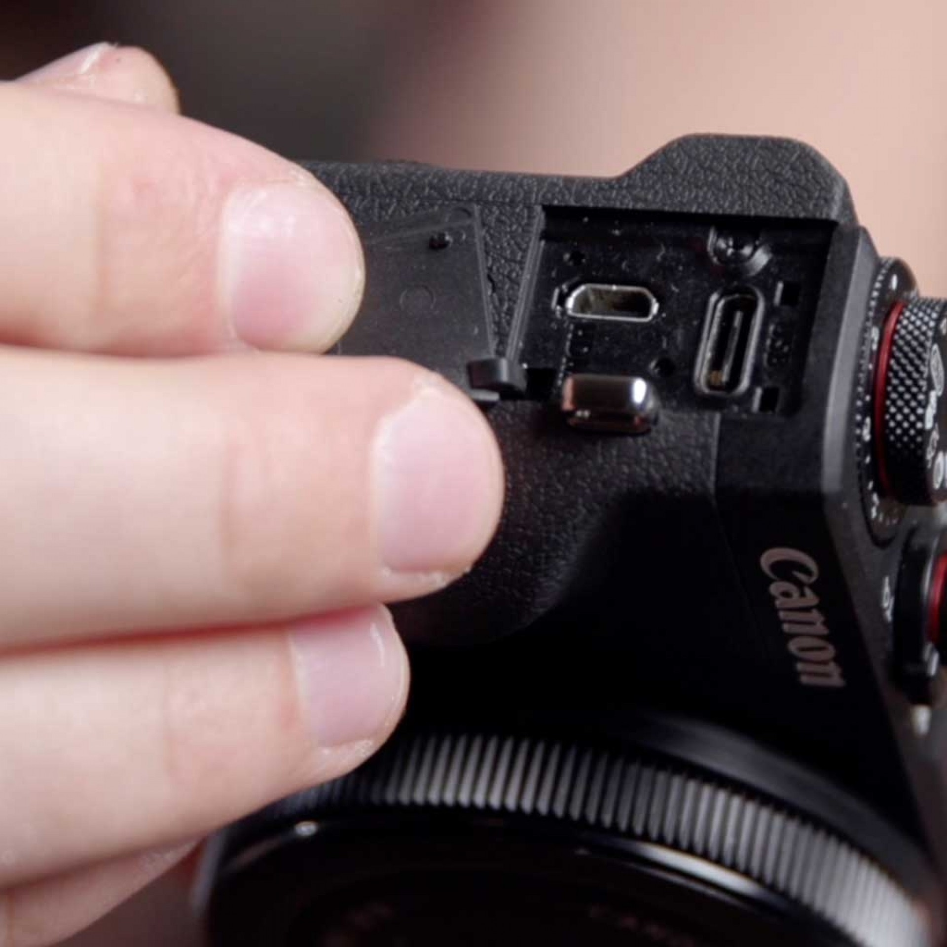 Foto und Video Übertragung per USB Kabel