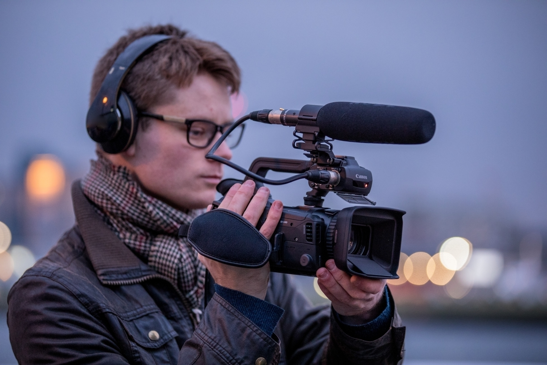 (Pro Video)- Vom Dreh zum fertigen Film 2.0 - Calumet FRA - Canon Academy Spezialthemen