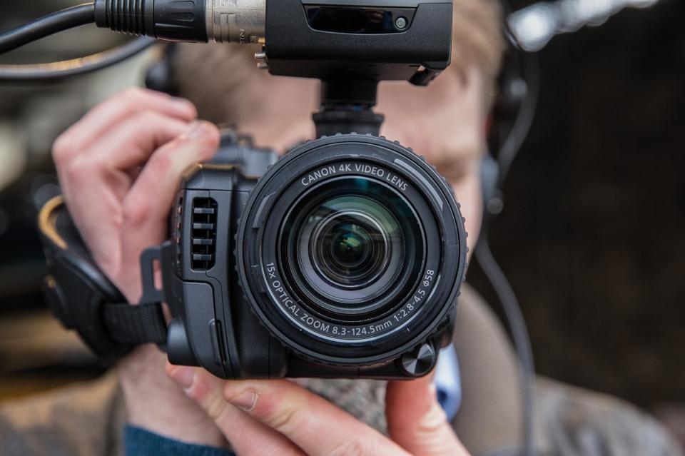 (Pro Video)- Vom Dreh zum fertigen Film 2.0 -Foto Erhardt - Canon Academy Spezialthemen