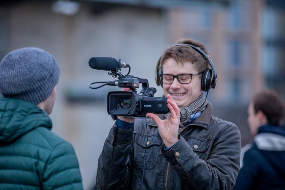 (Pro Video)- Vom Dreh zum fertigen Film 2.0 - Foto Meyer - Canon Academy Spezialthemen