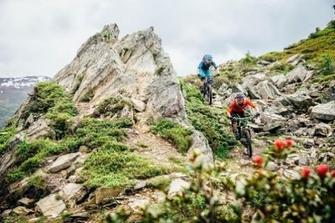 Martin Bissig, Mountainbike Fotograf