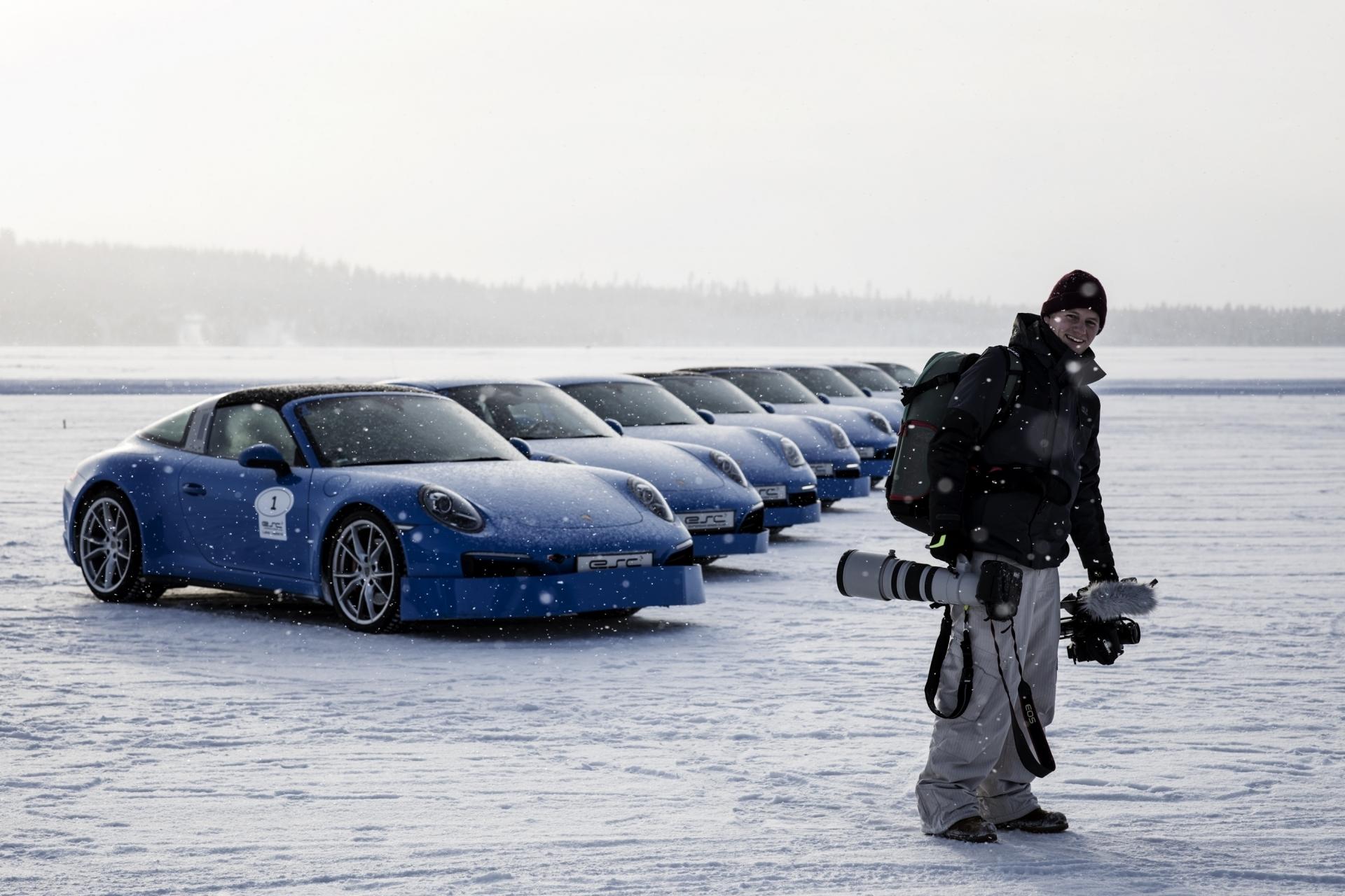 Der Dreh beim Dreh - Hamburg - Canon Academy Spezialthemen