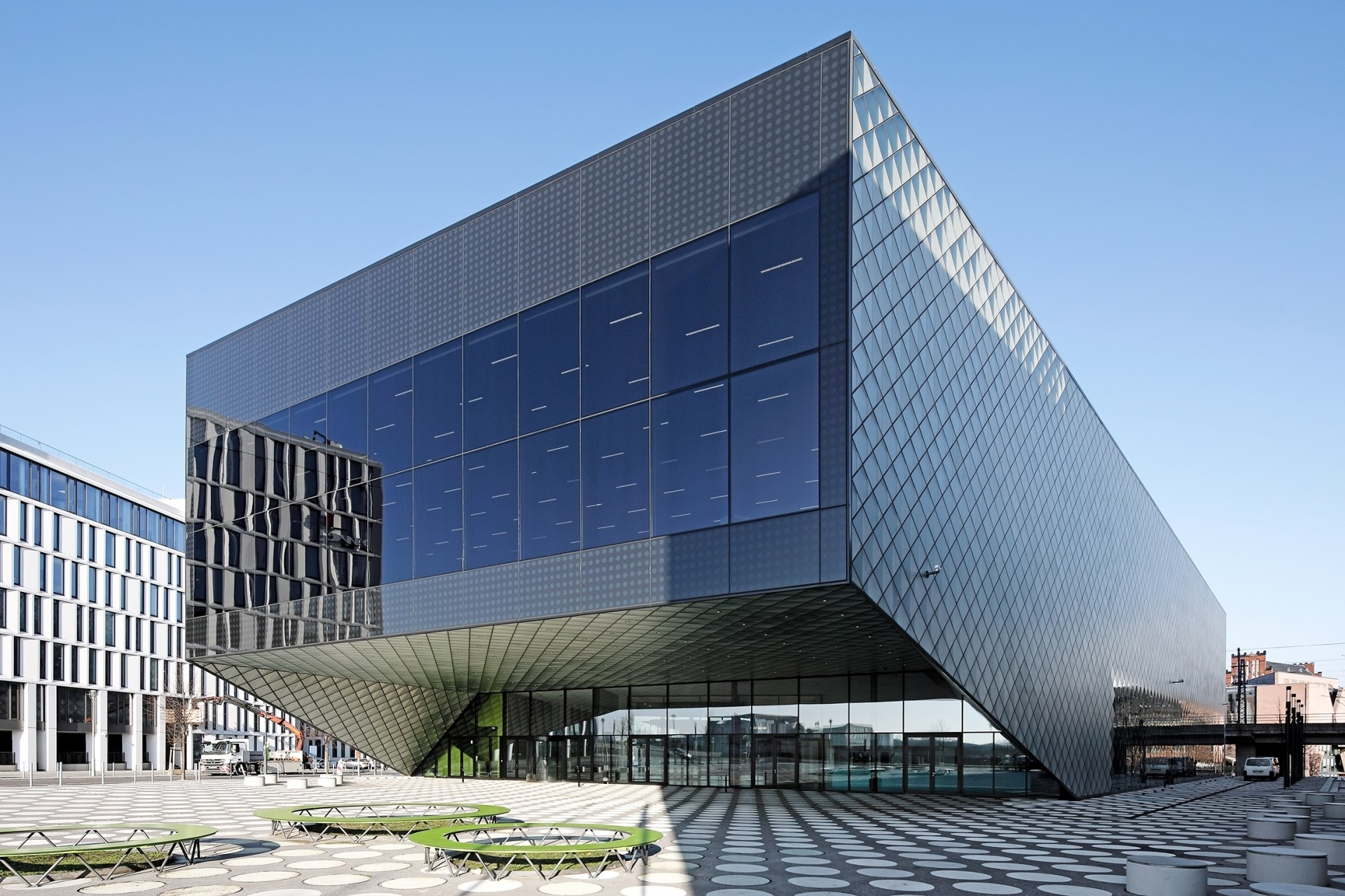 Neue Berliner Architektur - Canon Academy
