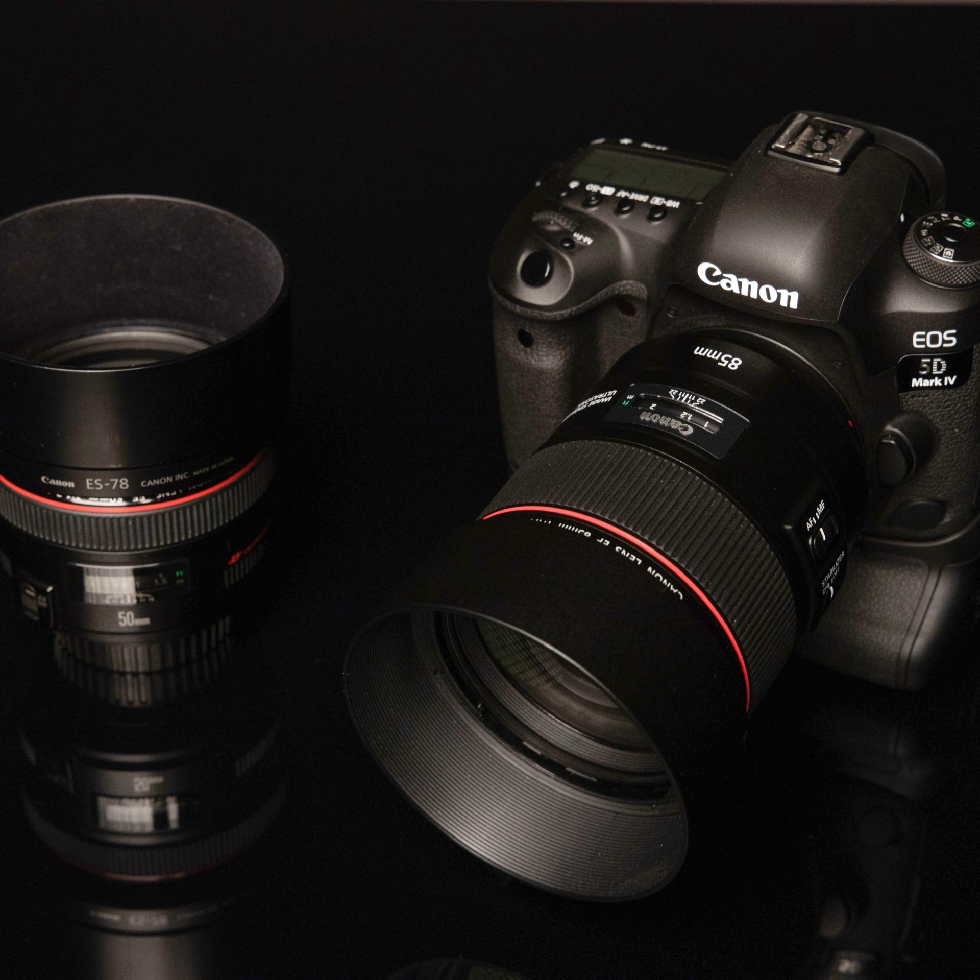 Objektive mit einer Brennweite von 85mm sind sehr gut für Portraits geeignet.