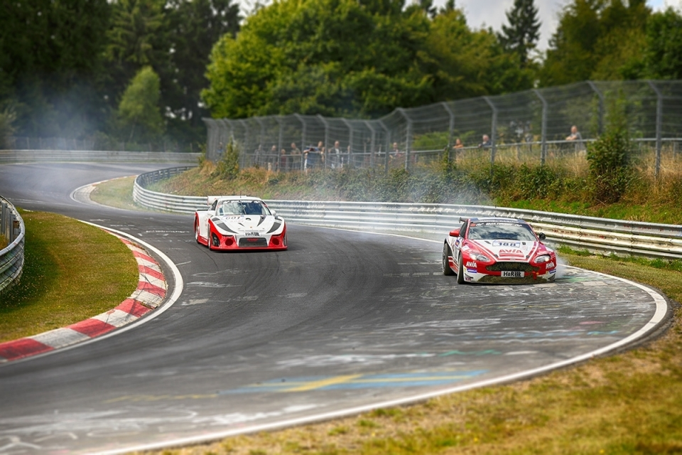 VLN Rennwochenende Nürburgring - Canon Academy