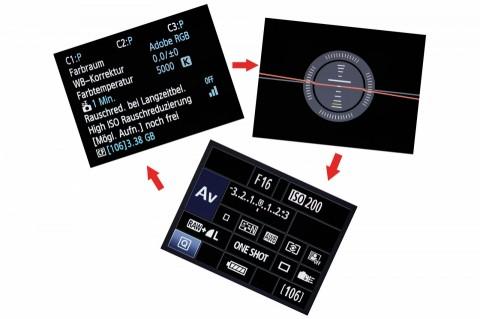 Die EOS Aufnahmeparameter unter Kontrolle - Canon Academy Grundlagen