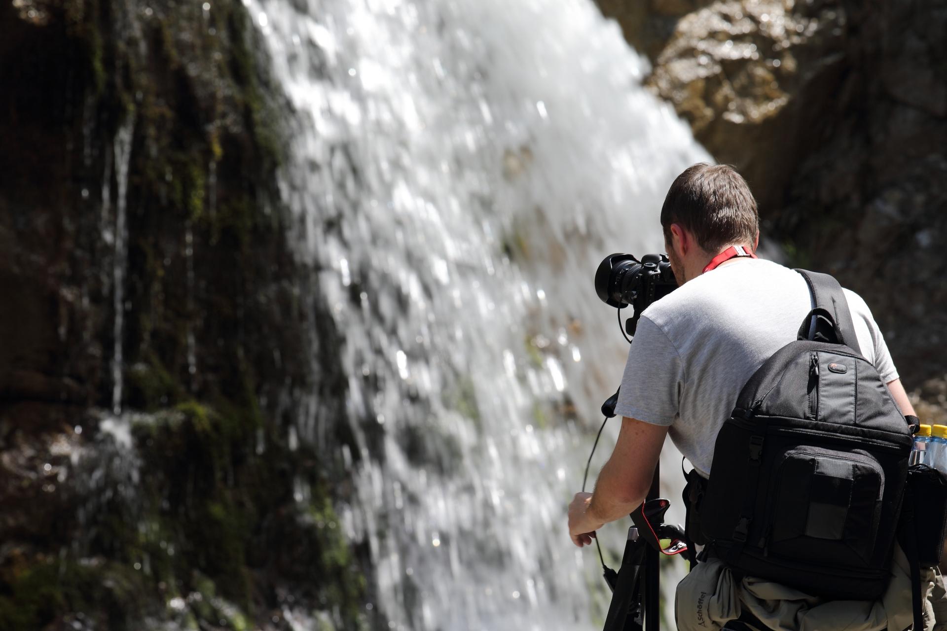 Makro, HDR, Blitz und Langzeitbelichtung in der Kuhflucht - Canon Academy Natur-, Tier- und Makro