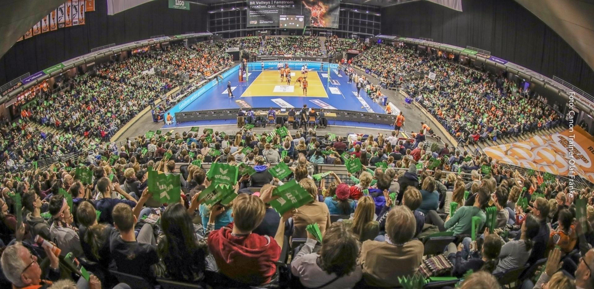 Canon EOS Masterclass - Volleyball Bundesliga Canon Academy Sport