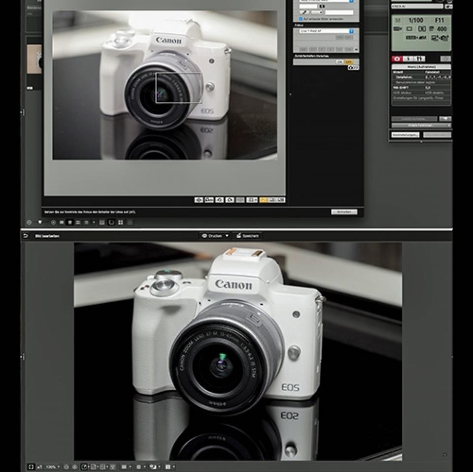 Produktfotos mit Speedlite 470EX-AI