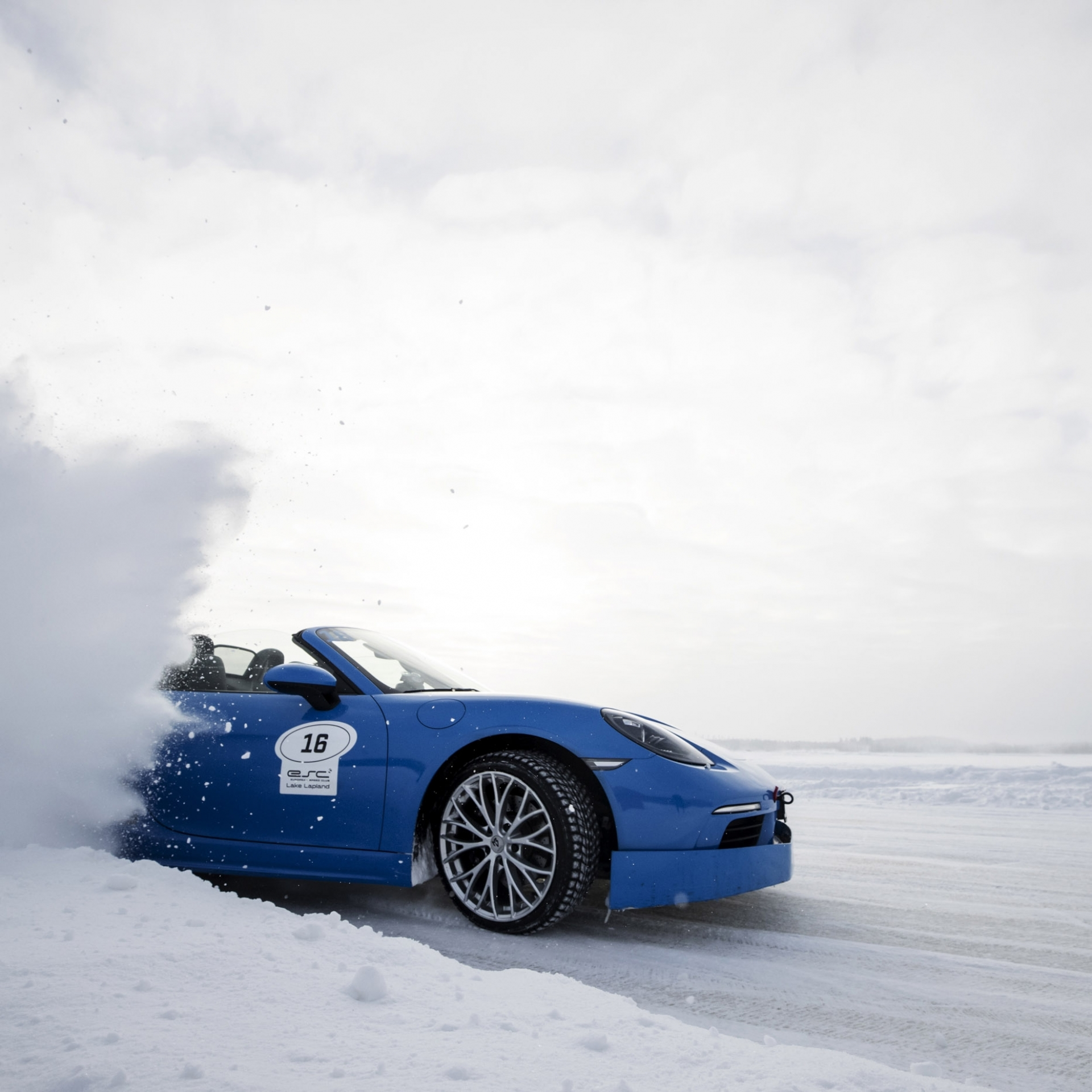 Winter, Action, Foto, Schnee, Porsche