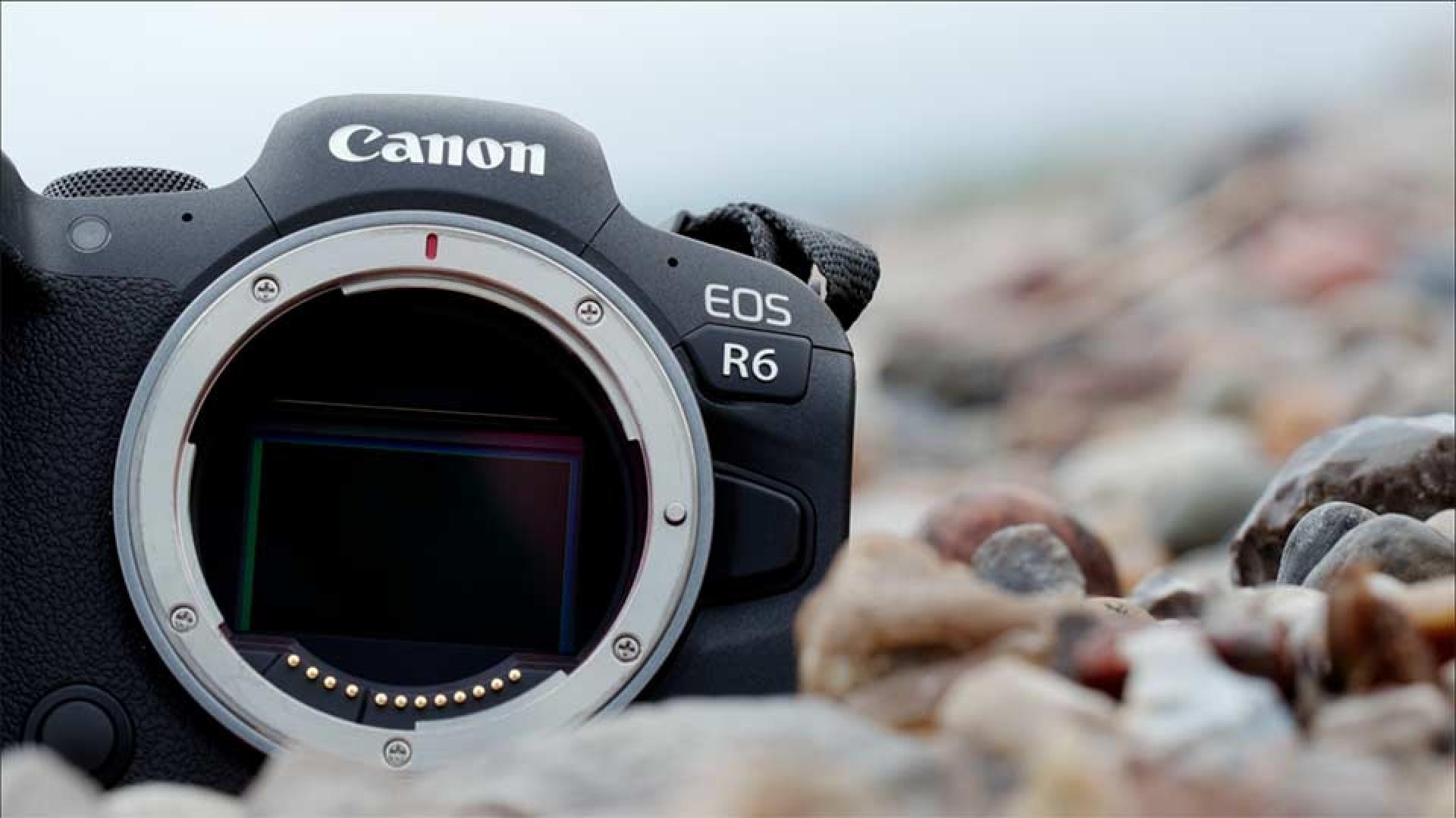 Die EOS R6 mit kamerainterner Bildstabilisierung, EOS R6, IBIS, Bildstabilisator