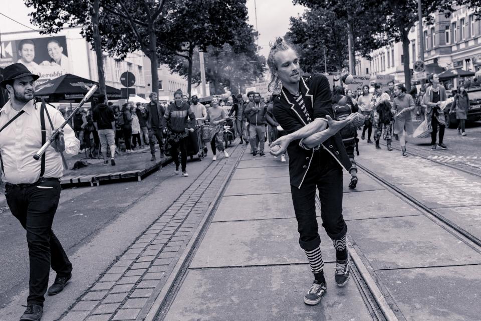 Street Art Bohei und TamTam in Leipzig - Canon Academy