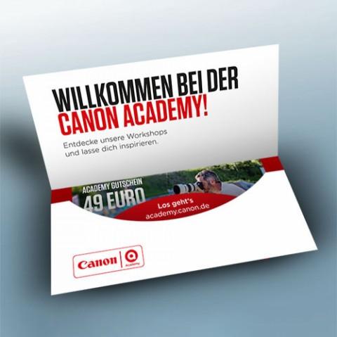 Academy Gutschein
