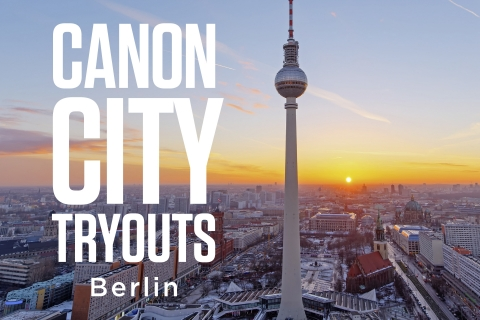 Canon City Tryouts in Berlin - Canon Academy Spezialthemen