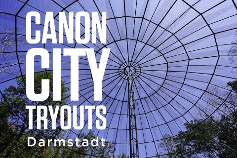 Canon City Tryout Darmstadt - Canon Academy Spezialthemen