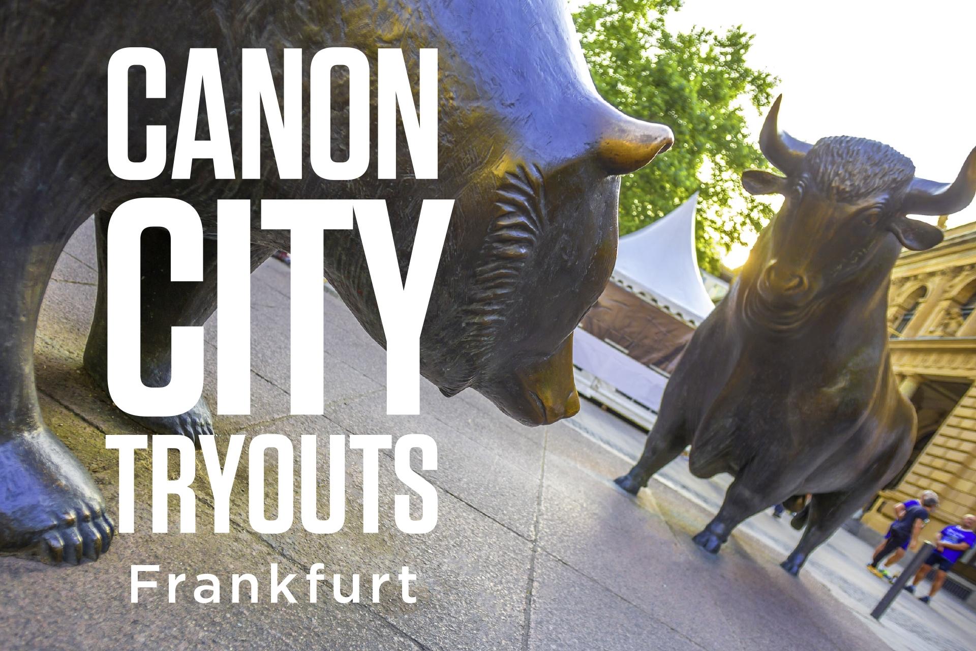 Canon City Tryout in Hamburg - Canon Academy Spezialthemen