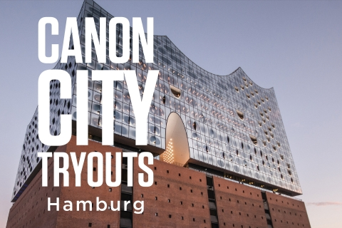 Canon City Tryout in Hamburg - Canon Academy Spezialthemen