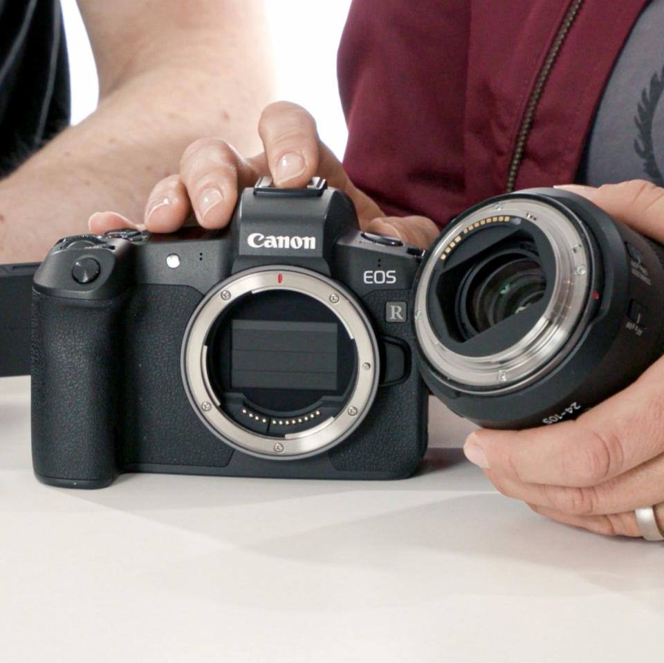 Das EOS R-System: Zwei Kameras, ein System - Canon Academy Talk Topics