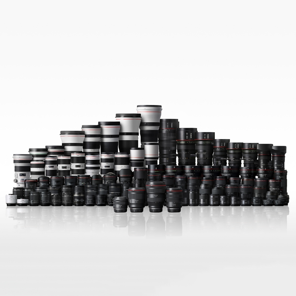 Canon Objektive, EOS R-System