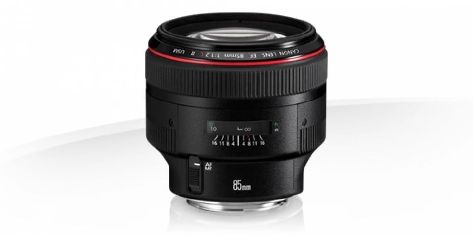 Canon EF 85 mm/1,2 L II USM