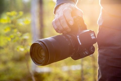 Canon Foto-Herbst Webinar - Canon Academy Webinare