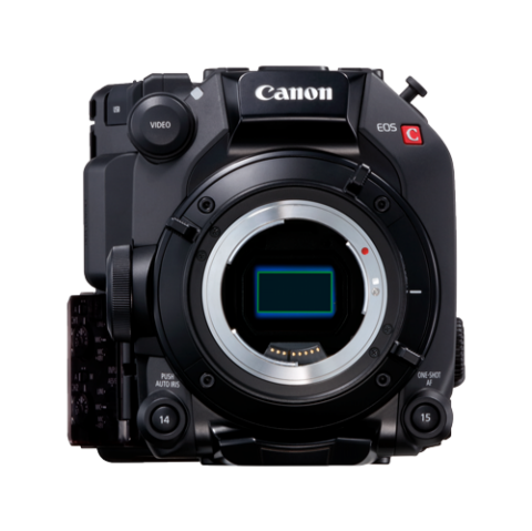 Canon Cinema EOS C300 Mark III