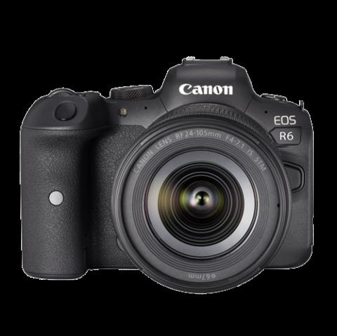 Canon EOS R6 Kit RF 24-105mm F4-7.1 IS STM Objektiv
