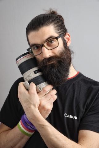 Felix Huber - Canon Academy Trainer