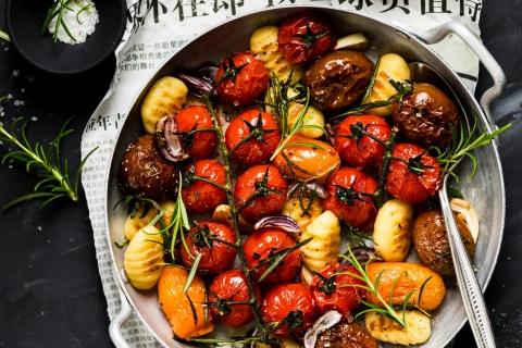 Foodfotografie mit Maria Panzer in Düsseldorf - Canon Academy Grundlagen
