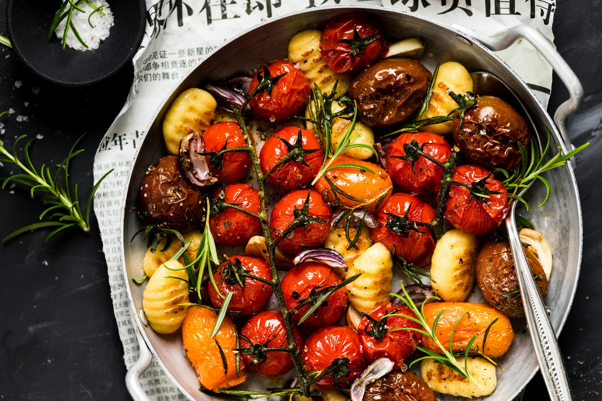 Foodfotografie mit Maria Panzer in München - Canon Academy Grundlagen