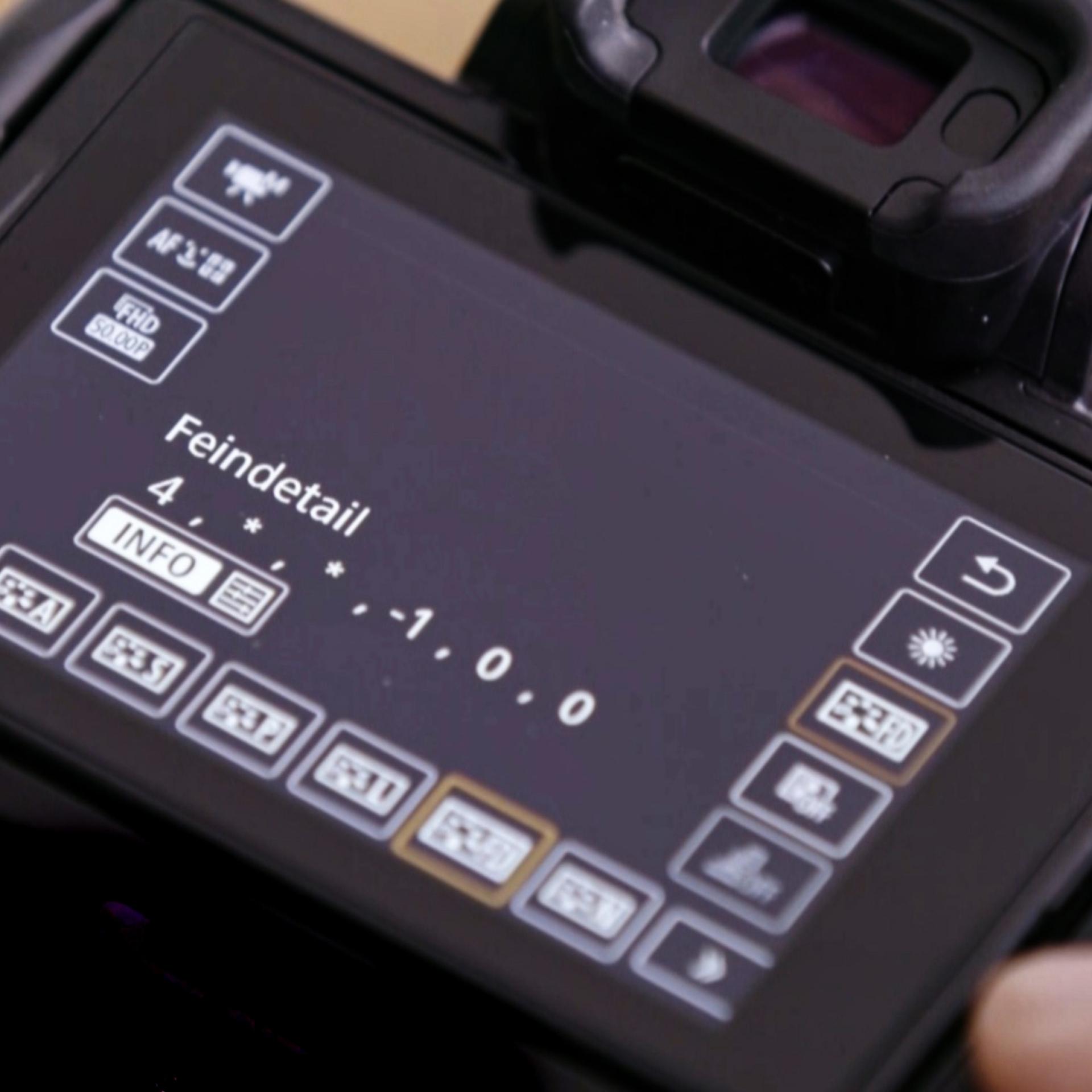 Canon, Filmen mit der EOS, Full-HD-Auflösung