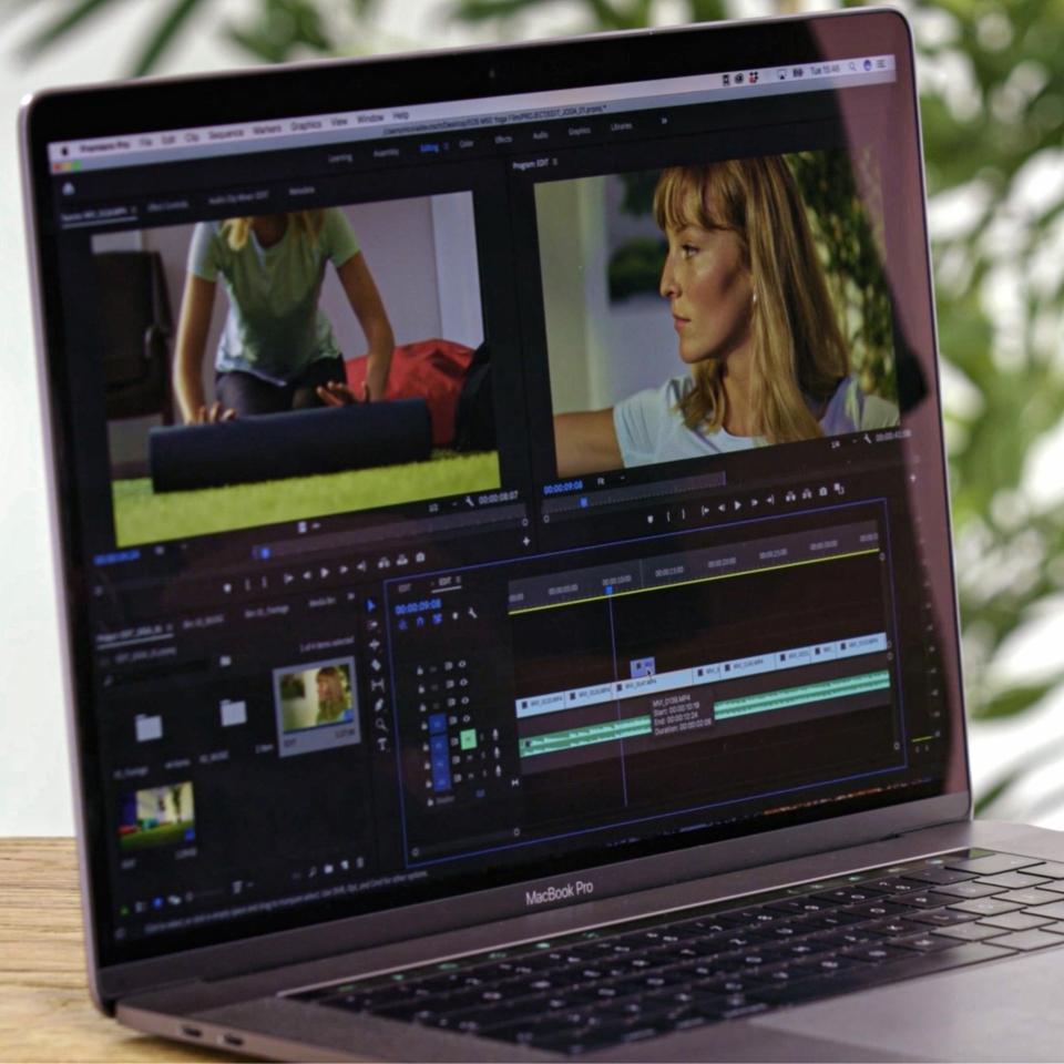 Canon, Filmen mit der EOS, Import, Schnitt und Export