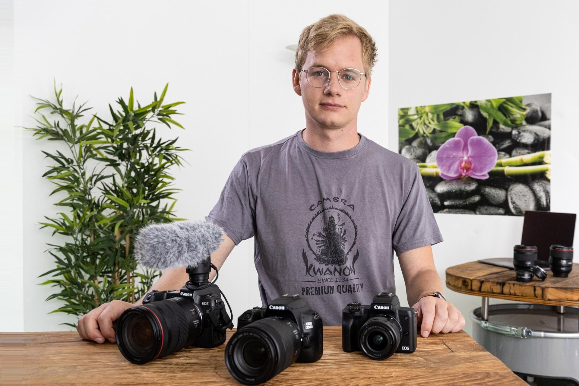 Filmen mit der EOS - Canon Academy Hacks