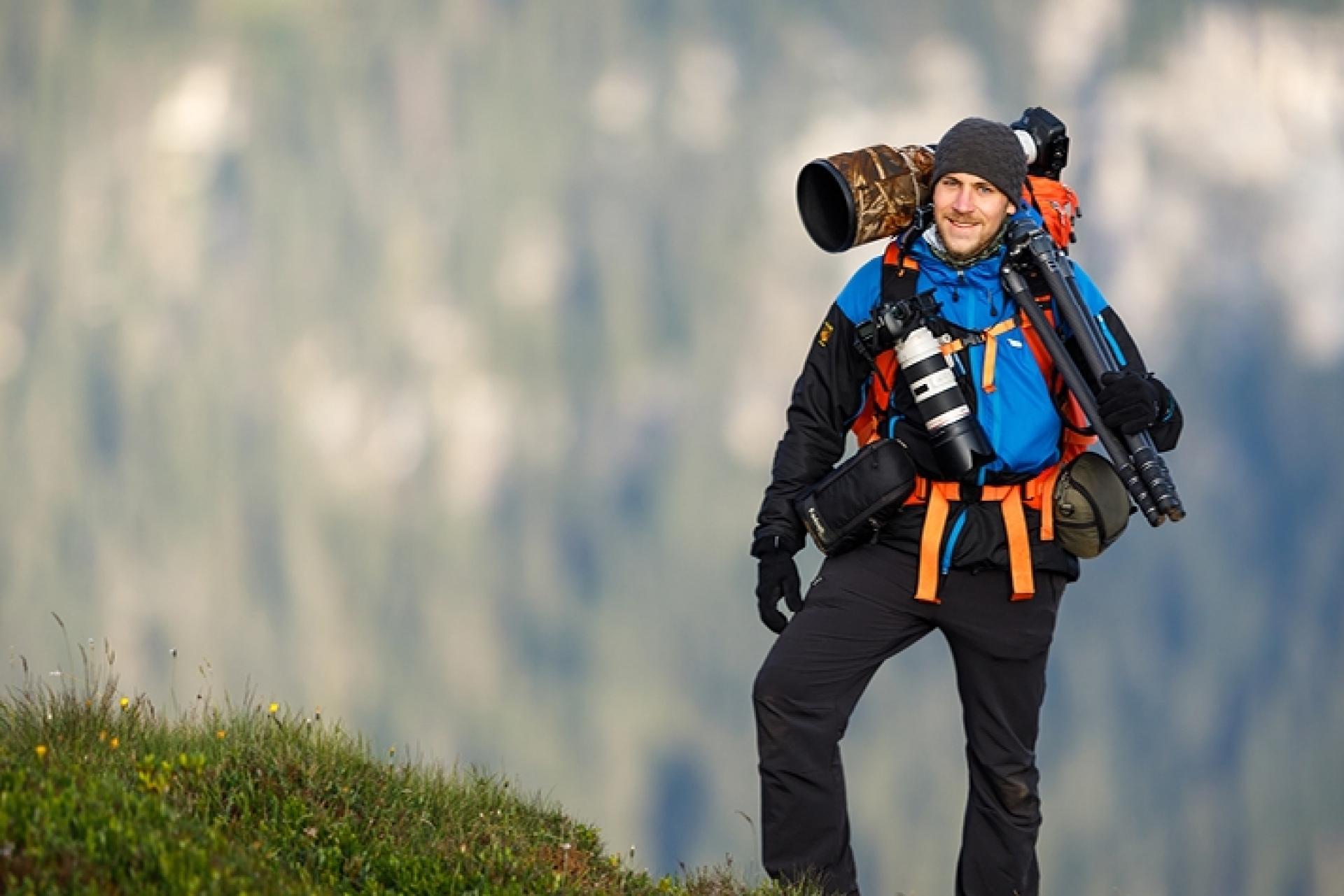 Packen, Einstellen, Fotografieren - Canon Academy Fortgeschrittener