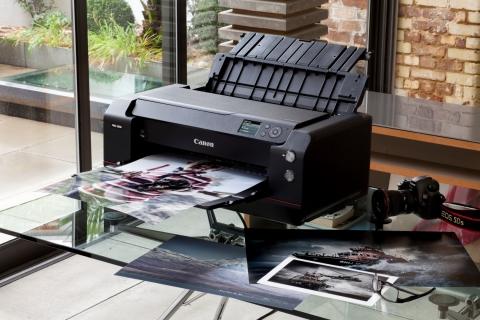 Professioneller Fotodruck -mit dem imagePROGRAF PRO-1000 - Canon Academy Webinare