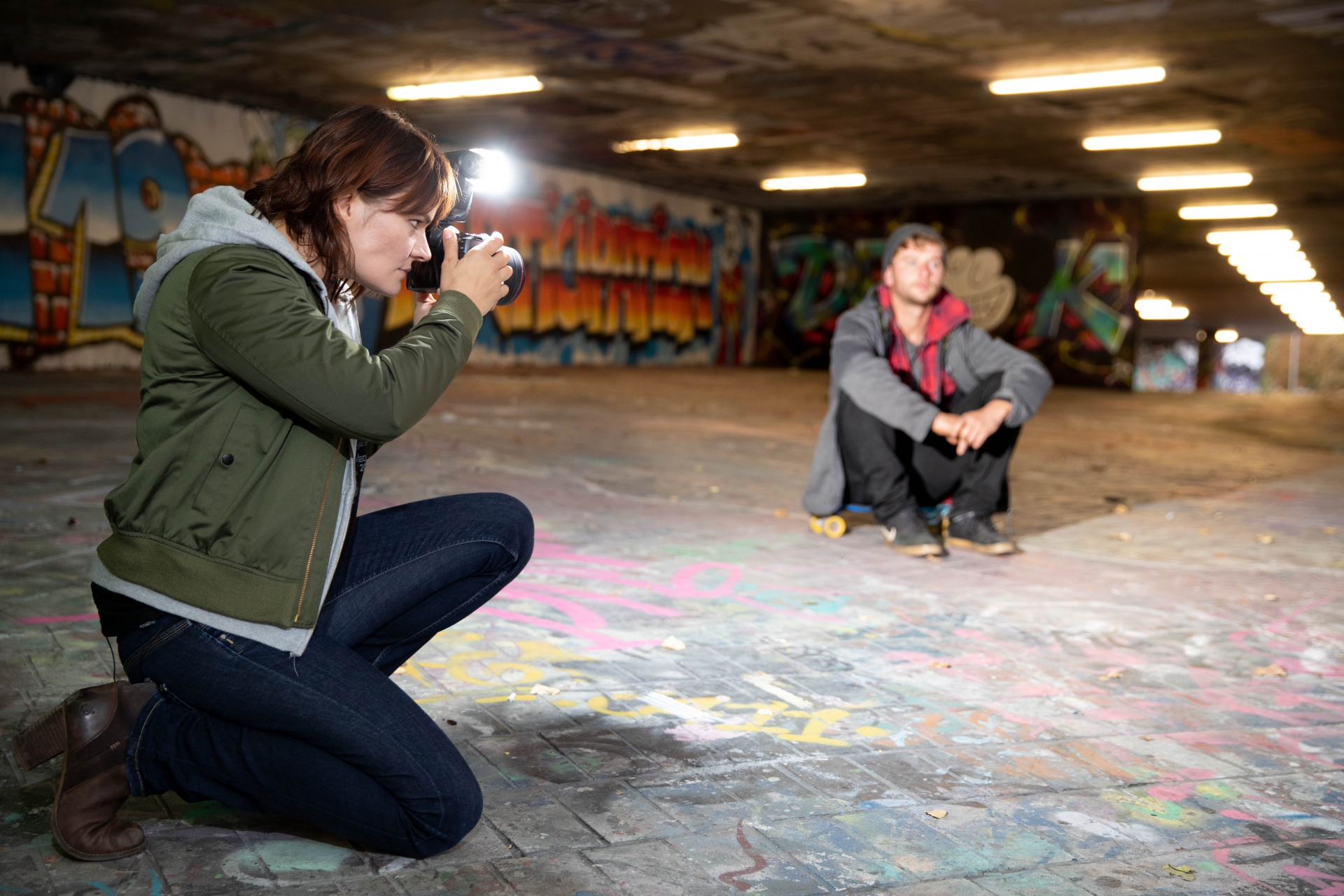 Fotografiere Deine/n Liebste/n - Canon Academy Portrait
