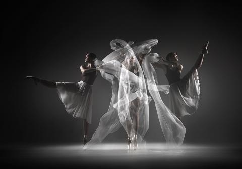 Ballettfotografie im Studio - den richtigen Augenblick im Visier - Canon Academy Portrait