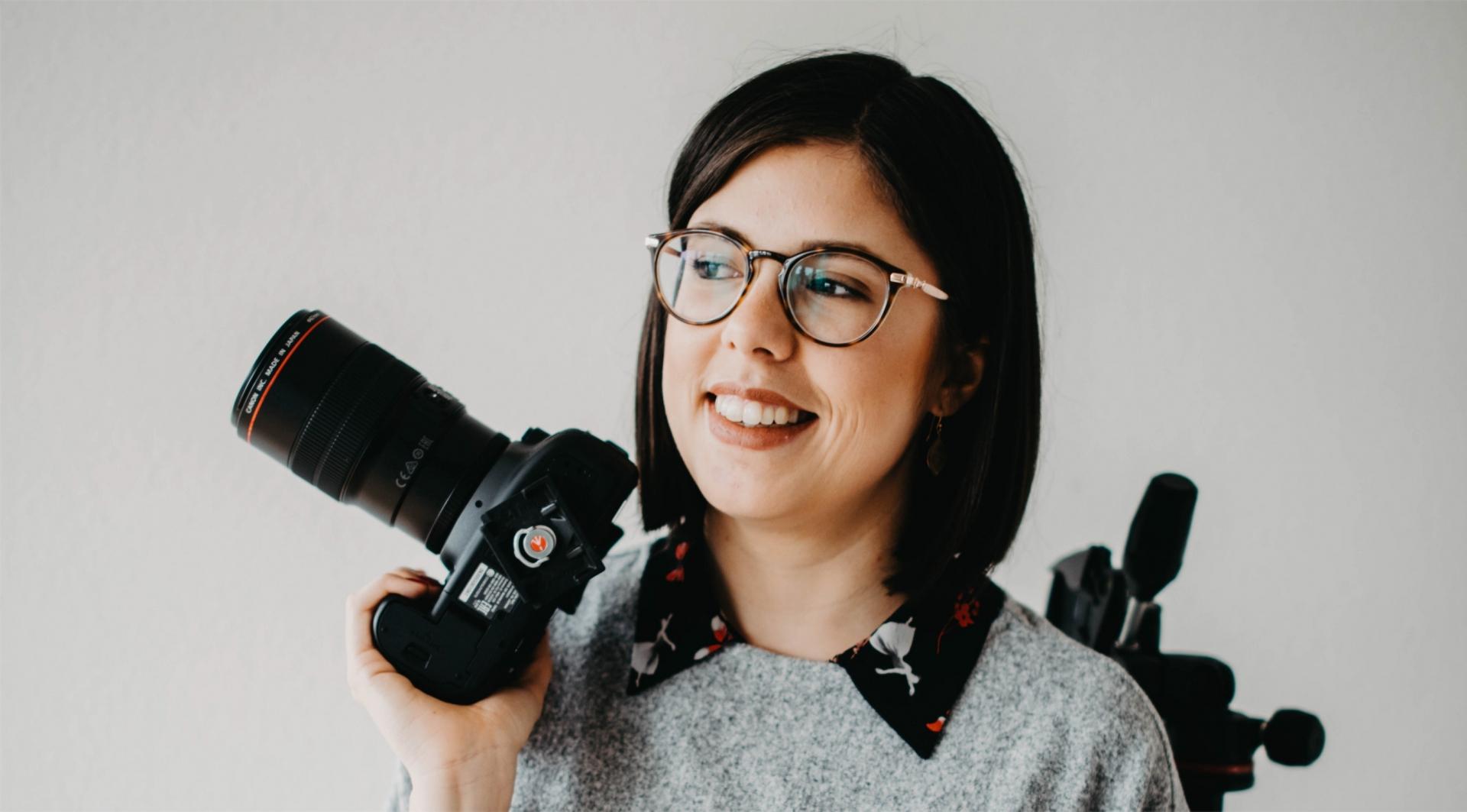 Maria Panzer - Canon Academy Trainer