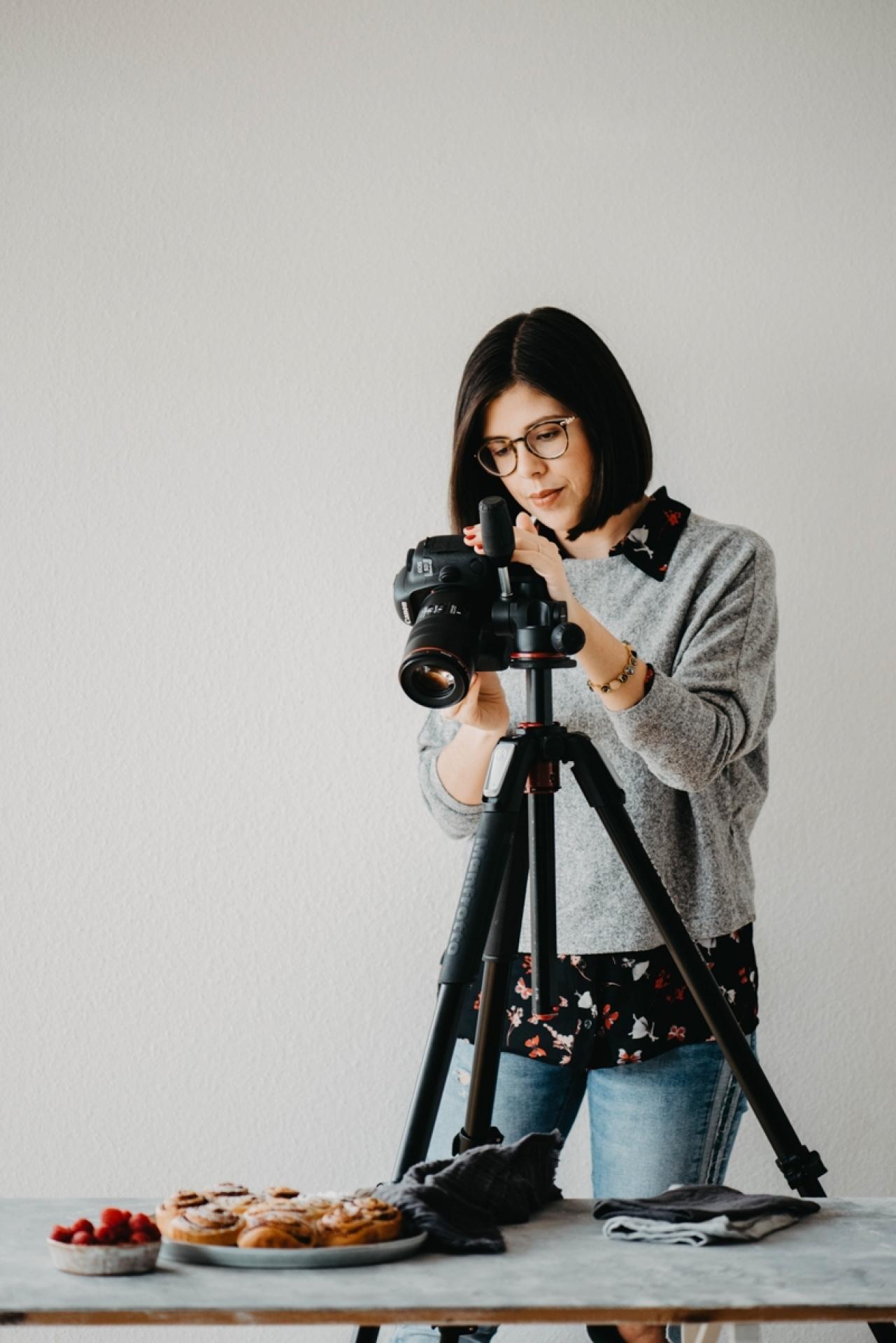 Foodfotografie mit Maria Panzer in Hamburg - Canon Academy Grundlagen