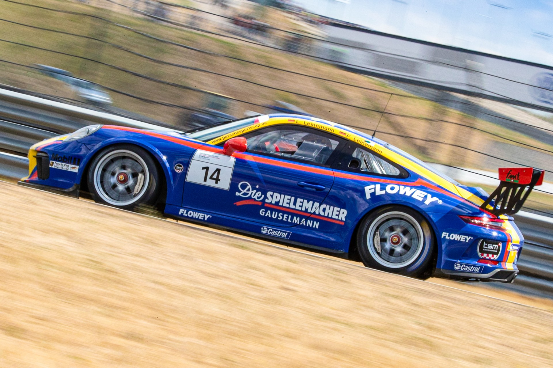 Porsche SportsCup - Canon Academy