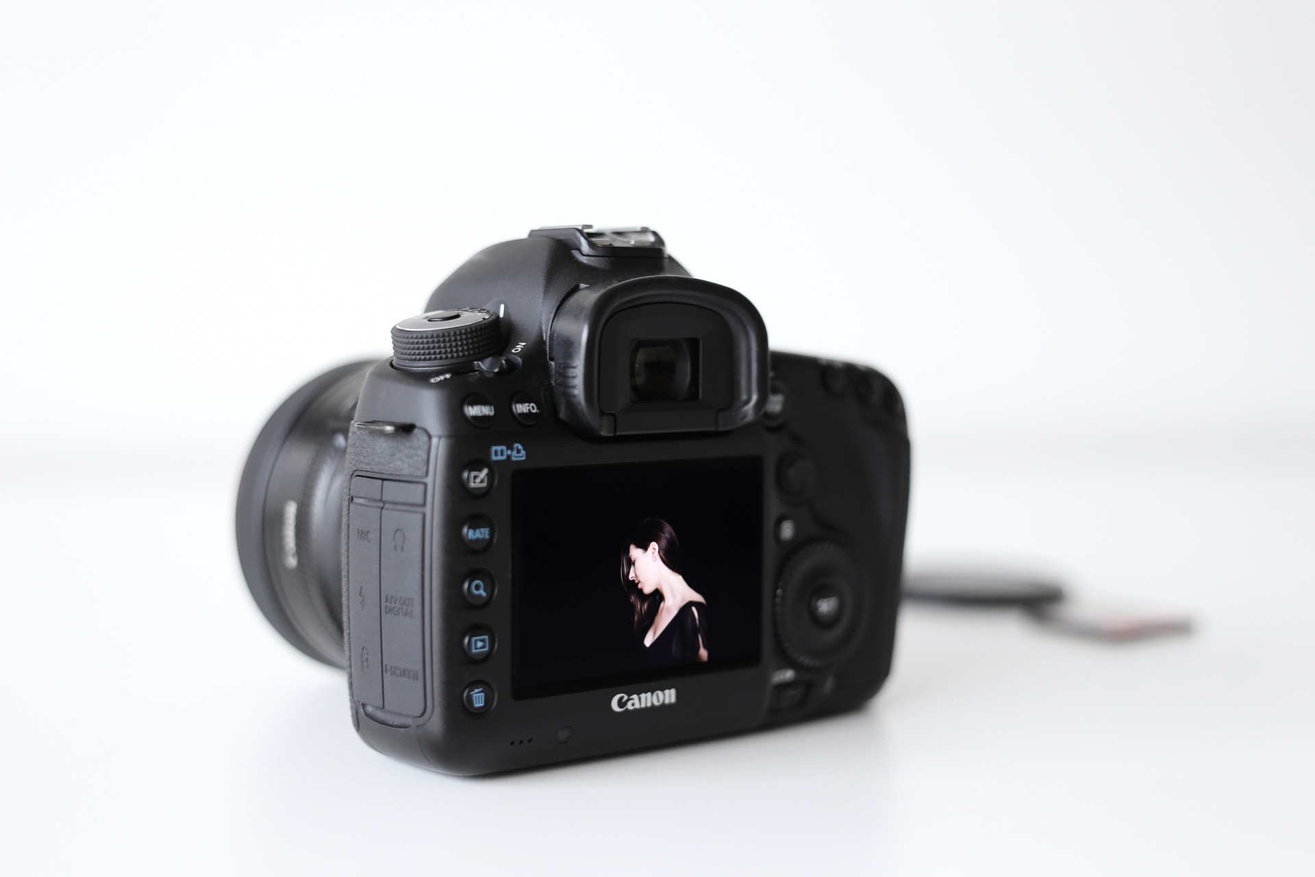 Portrait und Blitzen - Canon Academy