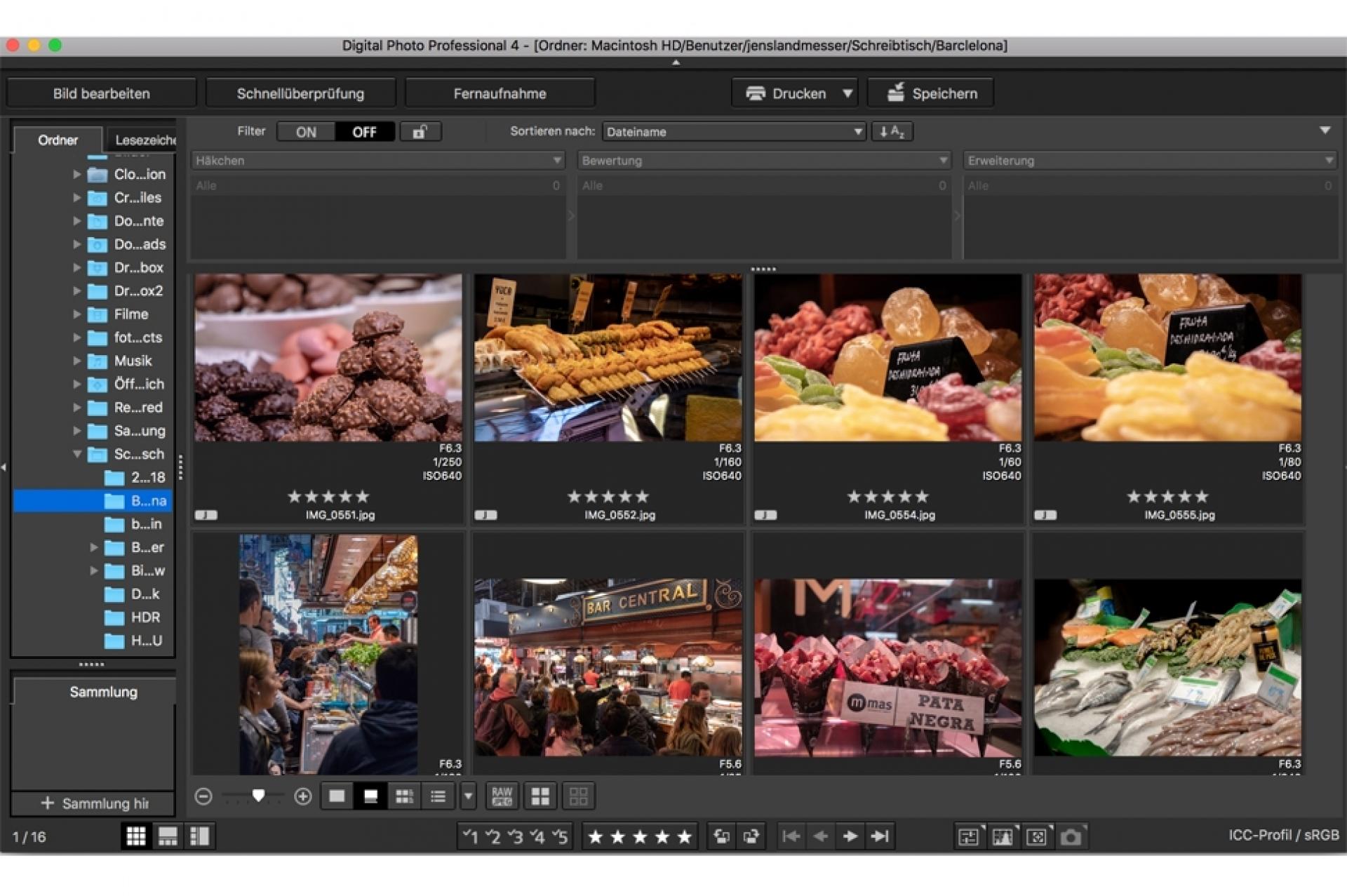 Canon Software EOS - Canon Academy Grundlagen