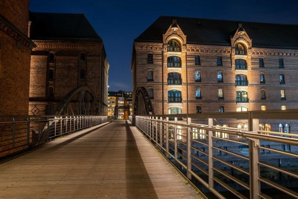 After Work Photography mit Robert Mandel in Hamburg - Canon Academy Architektur