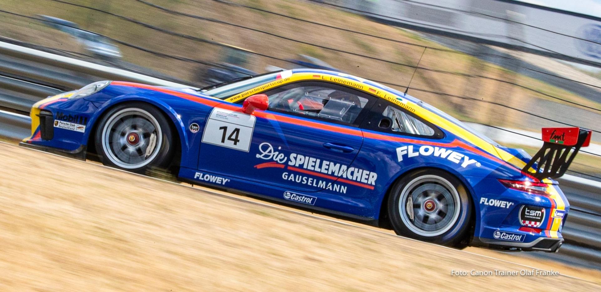 Porsche Sportscup - Canon Academy Sport