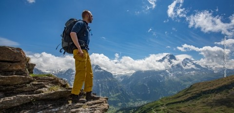 Top of Adventure Landschafts- und Actionfotografie in Grindelwald First - Canon Academy Landschaft- und Reise