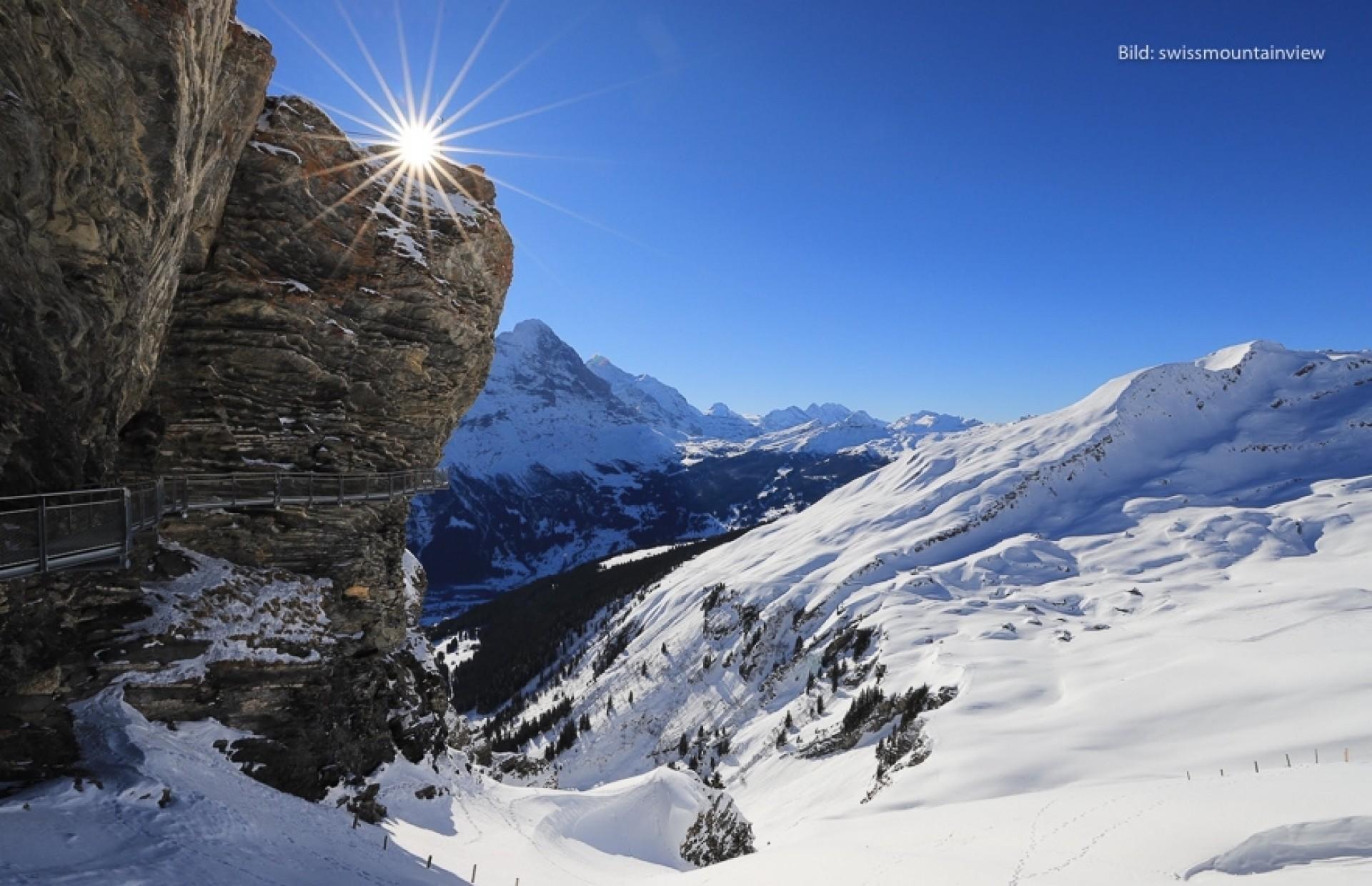 Top of Adventure Landschafts- und Actionfotografie in Grindelwald First - Canon Academy Landschaft- und Reise