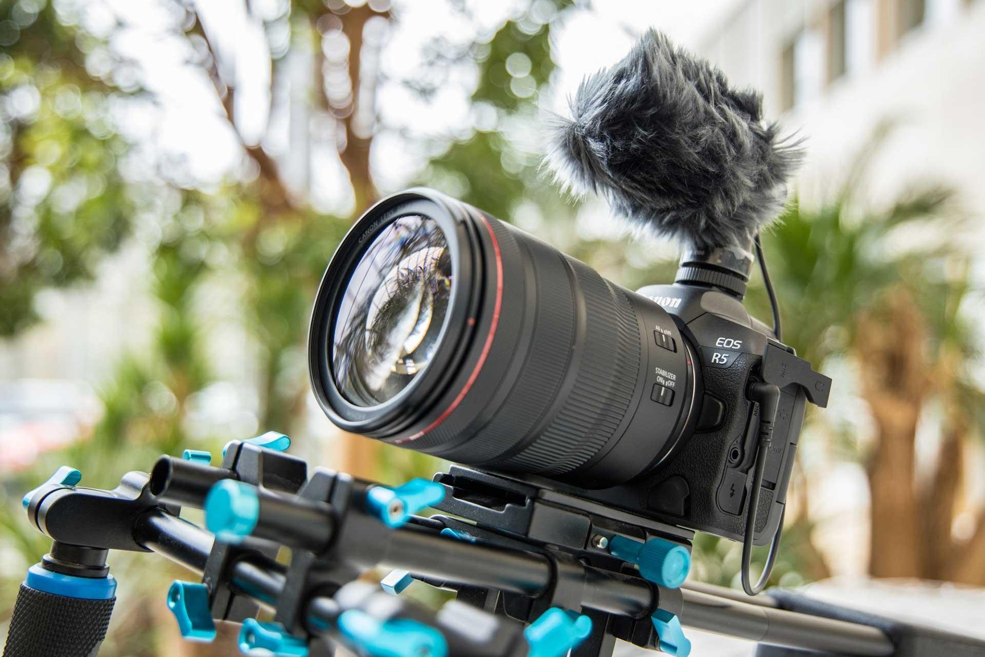 EOS R5, Video, 8K, Spiegellos, Vollformat